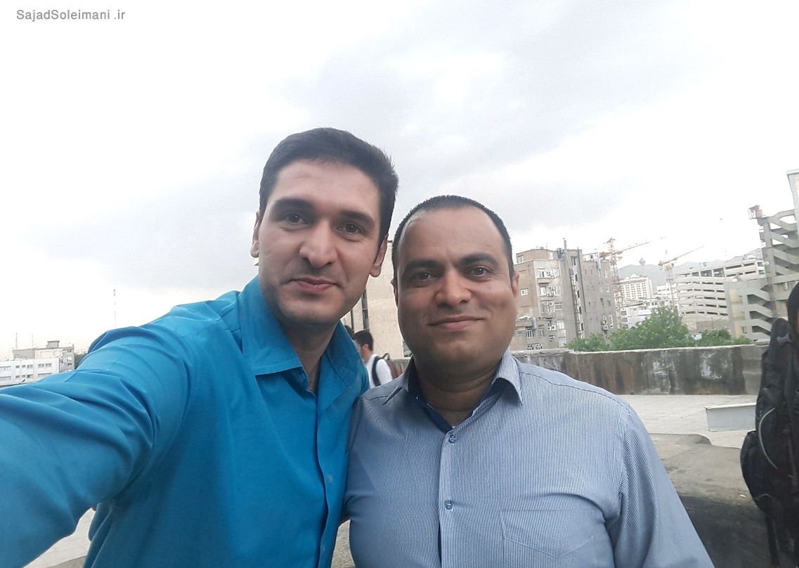 ناصر غانم زاده - سجاد سلیمانی