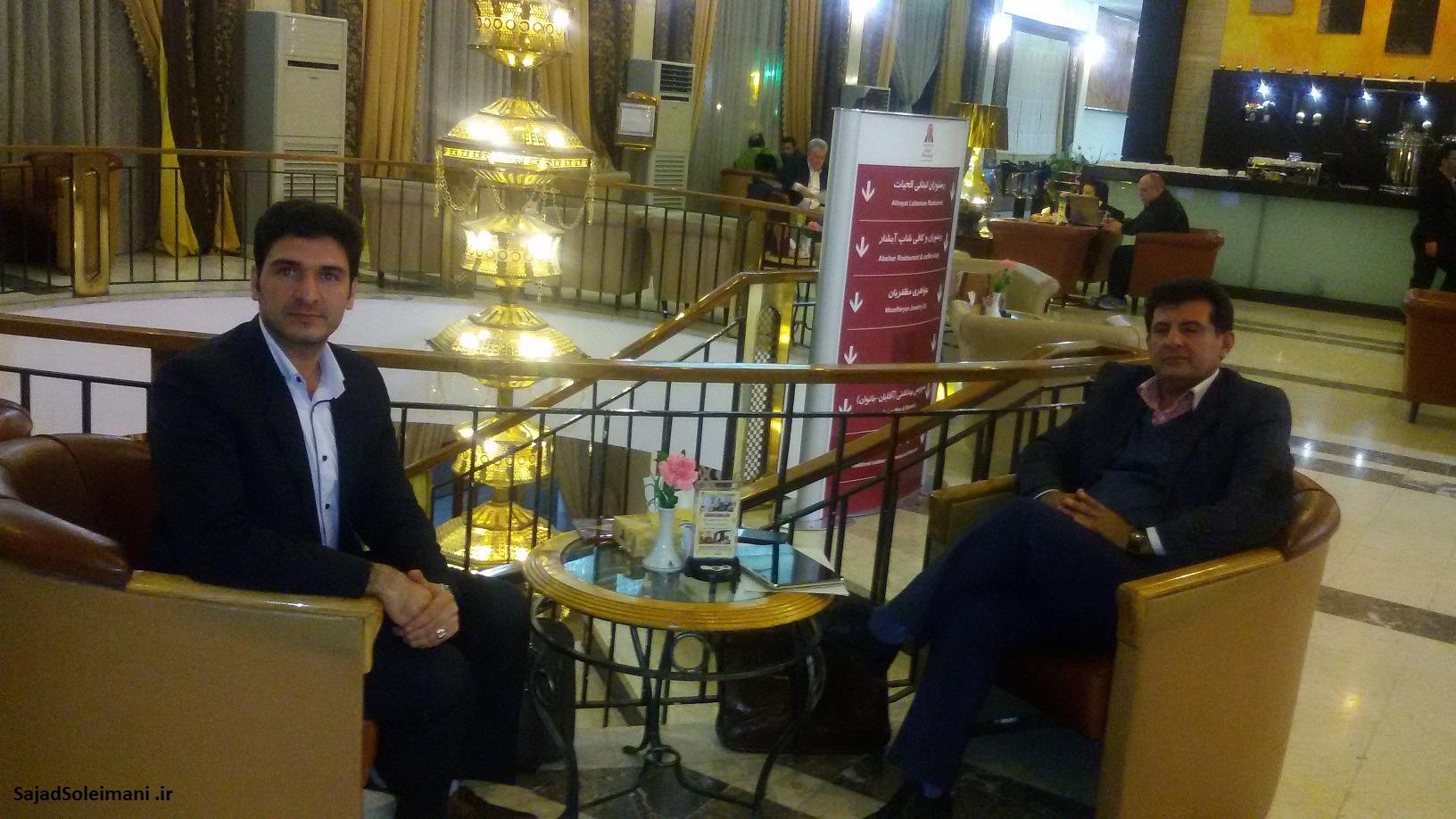 دکتر محمود حقیقت طلب و سجاد سلیمانی