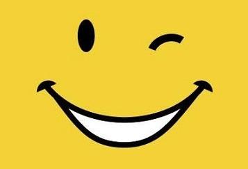 لبخند و رضایت و شادی از مدیریت زمان و موفقیت
