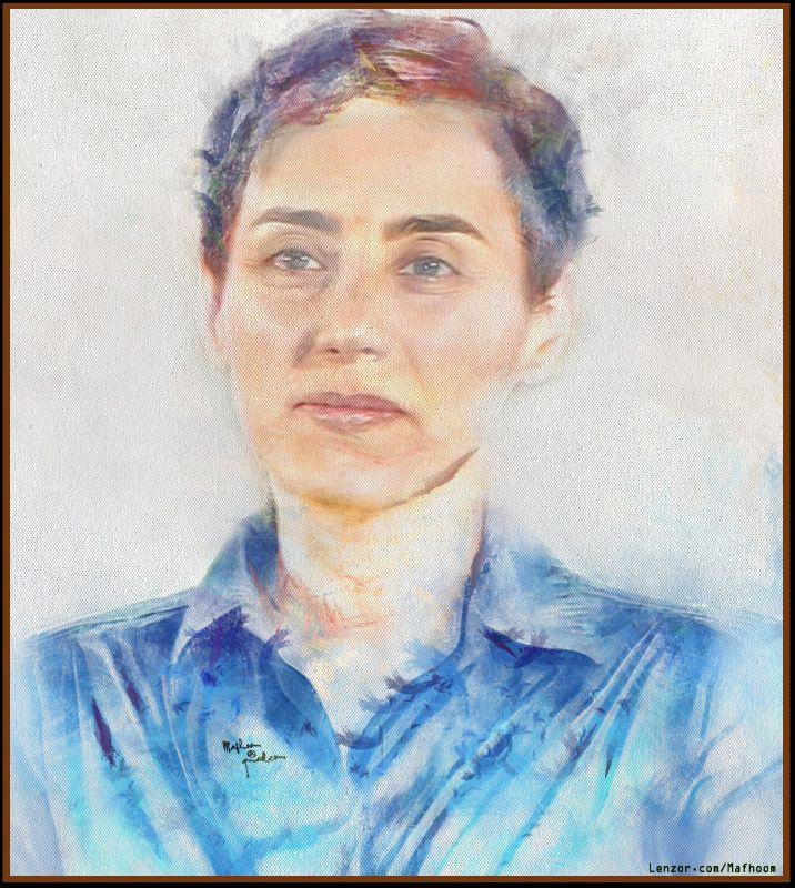 زندگینامه مریم میرزاخانی