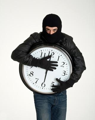 اتلاف وقت - دزدان زمان - شبکه های اجتماعی
