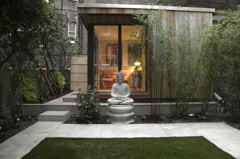 Buddha Garden موسیقی بی کلام باغ بودا