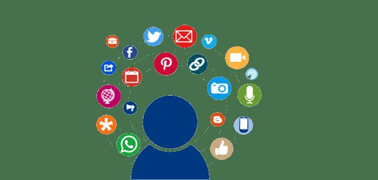 SocialMedia - شبکه های اجتماعی