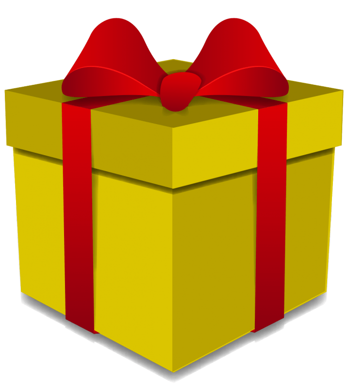 gift png هدیه ثبت نام
